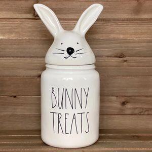 Rae Dunn Easter Canister Hunny Bunny